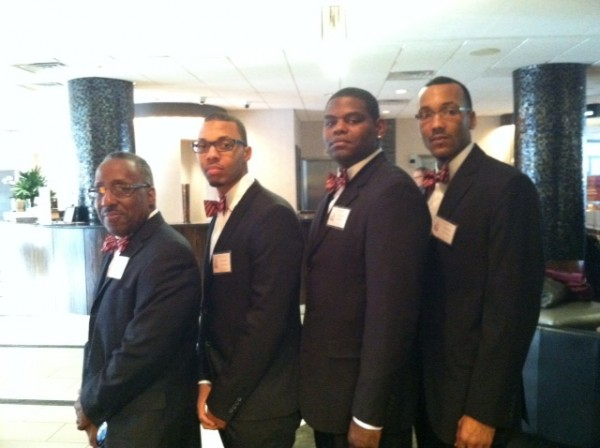 Raleigh Alumni Welcomes Four New Members During Its Spring 2013 Intake