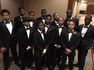 KCTF Beautillion Program - 2017