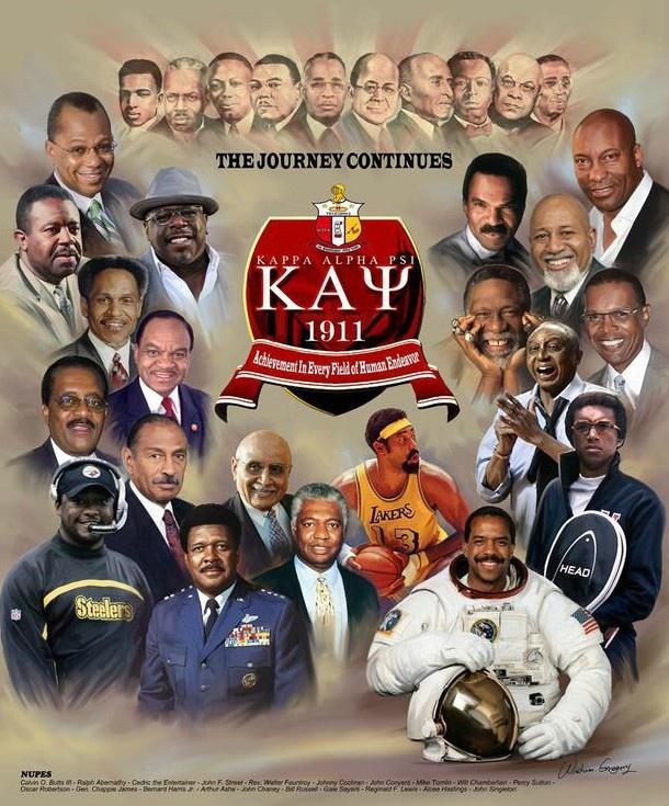 Notable Members of Kappa Alpha Psi