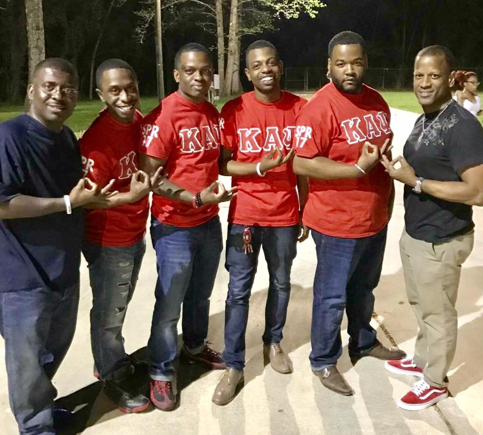 Raleigh Alumni Chapter - Spring 2017 Initiates